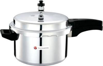 Vijayalakshmi-LTR07-Aluminium-7.5-L-Pressure-Cooker-(Outer-Lid)