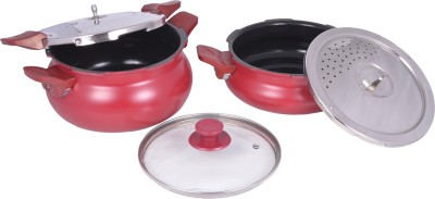 Pigeon-Belita-Combi-Aluminium-5-L-Pressure-Cooker