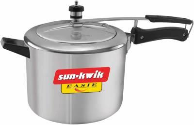Sun-Kwik-Easie-Aluminium-10-L-Pressure-Cooker-(Inner-Lid)