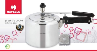 Havells-Aluminium-3-L-Pressure-Cooker-(Induction-Base,-Inner-Lid)