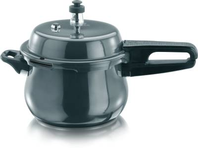 Garuda-Nutra-Hard-Anodised-3.5-L-Pressure-Cooker-(Induction-Bottom,Outer-Lid)
