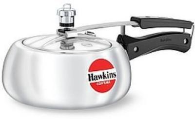 Hawkins Contura 2 L Pressure Cooker(Aluminium)