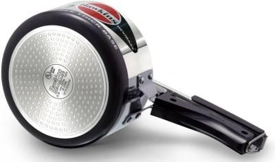 Hawkins Hevibase 3 L Pressure Cooker (Induction Bottom, Aluminium)