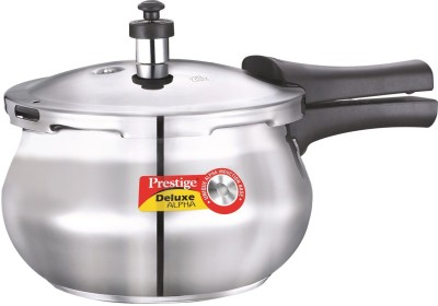 Prestige-20141-Stainless-Steel-2-L-Pressure-Cooker-(Outer-Lid)