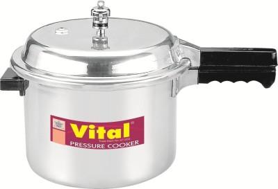 Vital Outer Lid 3-Ltr. 3 L Pressure Cooker(Aluminium) at flipkart