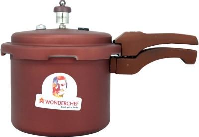 Wonderchef Health Guard 3 L Pressure Cooker with Induction Bottom(Aluminium)