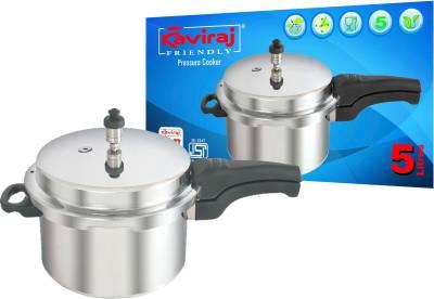 Kf05-00865-Aluminium-5-L-Pressure-Cooker