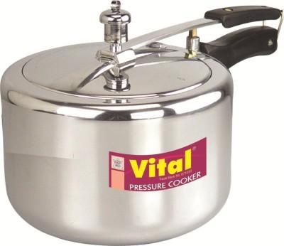 Vital Inner Lid 1.5-Ltr. 1.5 L Pressure Cooker(Aluminium)