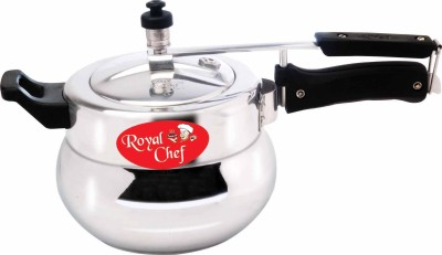 Royal-Chef-Aluminium-5.5-L-Pressure-Cooker