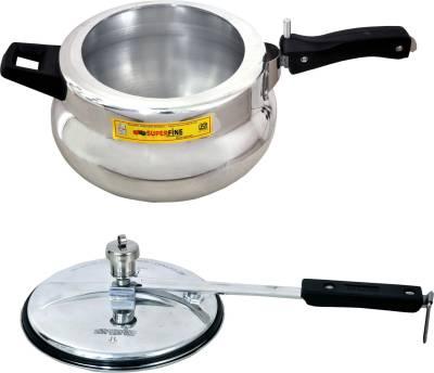 Superfine Deluxe 5 L Pressure Cooker