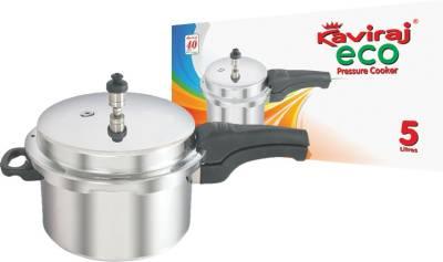 Keco-05-Aluminium-5-L-Pressure-Cooker