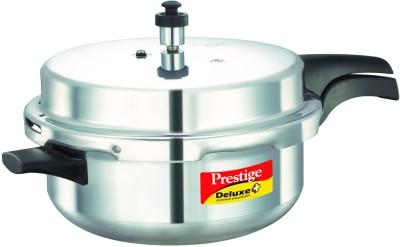 Prestige-Deluxe-Plus-Senior-Alunminium-5-L-Pressure-Cooker-(Induction-Bottom,-Outer-Lid)