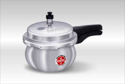 Saral-FS00000244-Aluminium-3.5-L-Pressure-Cooker-(Outer-Lid)