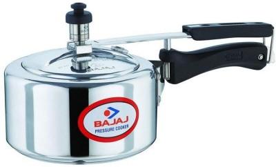 Bajaj 2 L Induction Bottom Pressure Cooker Aluminium