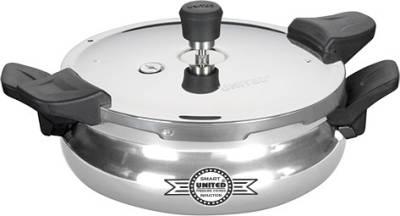 United 8 L Pressure Cooker (Aluminium)