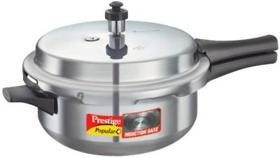 Popular-Plus-Pressure-Cooker-Junior-Pan-3.4-L-Pressure-Cooker-(Induction-Bottom,Outer-Lid)