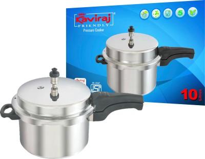 Kaviraj-Kf10-01265-Aluminium-10-L-Pressure-Cooker