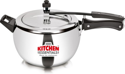 Kitchen Essentials 5 L Pressure Cooker with Induction Bottom(Aluminium)