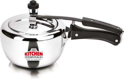 Kitchen Essentials 2 L Pressure Cooker with Induction Bottom(Aluminium)