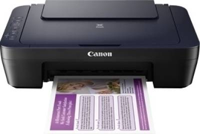 Canon-PIXMA-E460-All-In-One-Printer