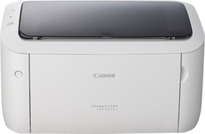Canon LBP6030W Single Function Wireless Printer(White, Toner Cartridge)