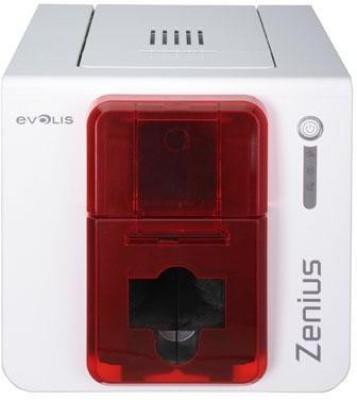 Evolis Zenuis Single Function Printer(White)