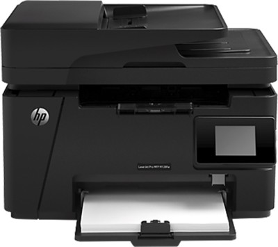 HP hp128fw Multi-function Printer(Black, Toner Cartridge)