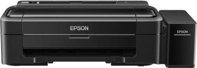Epson Ink Tank L310 Single Function Printer Black, Refillable Ink Tank