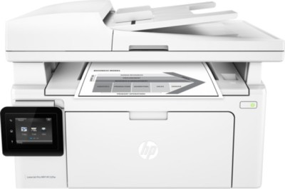HP LaserJet Pro MFP M132fw Multi function Wireless Printer