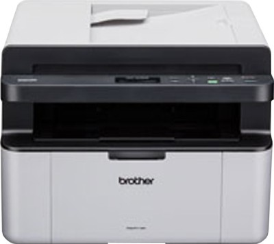 Brother DCP-1616NW Multi-function Wireless Printer(White, Black, Toner Cartridge)