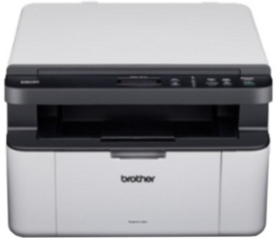 Brother DCP-1601 Multi-function Printer(White, Black, Toner Cartridge)