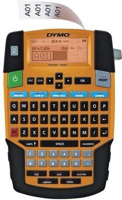 Dymo Rhino_4200 Single Function Wireless Printer(Yellow, Black)