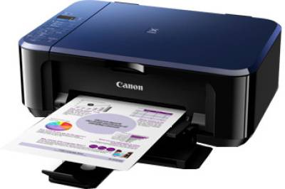 Canon-Pixma-E510-Multifunction-Inkjet-Printer