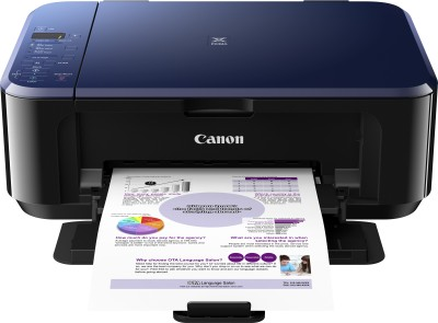 Canon E510 Multi-function Printer(Black, Ink Cartridge)  available at flipkart for Rs.5899