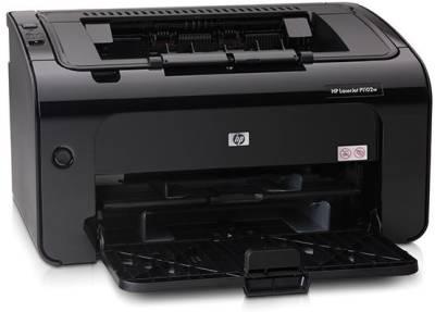 HP LaserJet Pro P1102W Single Function Printer (Black)