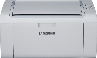 Samsung - ML 2161 Monochrome Laser Printer(Grey, Toner Cartridge)