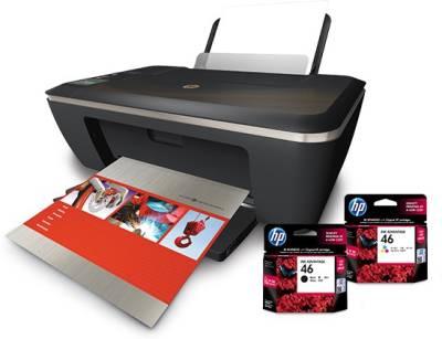 HP Deskjet 2520hc Multifunction Printer Image