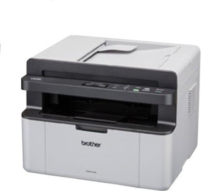 Brother DCP-1616NW Multi-function Printer(White, Toner Cartridge)