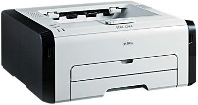 Ricoh Aficio SP 200N Single Function Printer(Black, White, Toner Cartridge)
