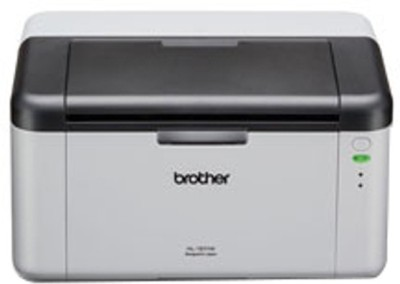 Brother HL-1211W Single Function Wireless Printer(White, Black, Toner Cartridge)