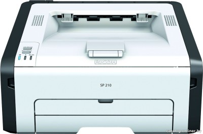 Ricoh SP 210 Single Function Printer(Black, Toner Cartridge)