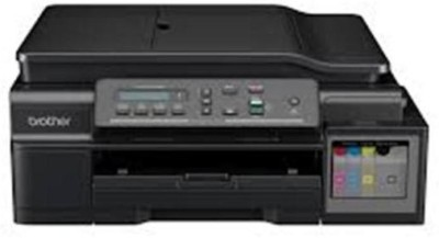 Brother DCP-T300 Multi-function Printer(Black, Refillable Ink Tank)
