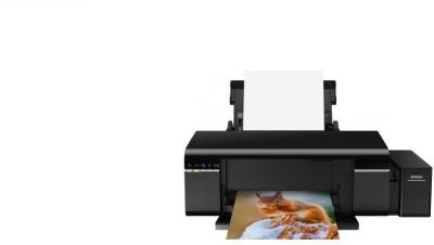 Epson L805 Multi-function Printer (Black)