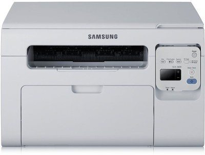 Samsung SCX 3401/XIP Multi-function Printer(Grey, Toner Cartridge)