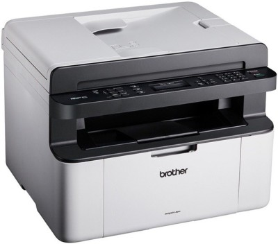 Brother DCP 1616NW Multi-function Wireless Printer(White, Black, Toner Cartridge)