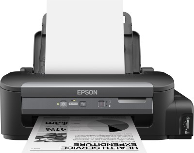 Epson Ink Tank M105 Single Function Wireless Printer(Black, Refillable Ink Tank)  available at flipkart for Rs.9999