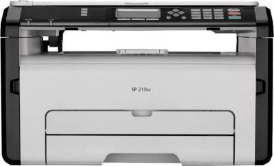 Ricoh SP 210SU Multi-function Printer(Black, White, Toner Cartridge)