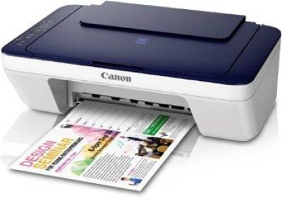 Canon PIXMA E417 Ink Efficient Multi-function Printer