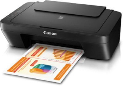 Canon MG2570S Multi-function Printer(Black, Ink Cartridge)