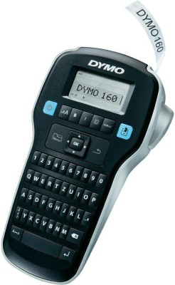 Dymo Label Manager 160 Single Function Wireless Printer(Grey, Black)